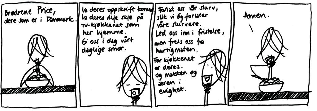 Fly, fly avgårde til dr.dk/spisemedprice.